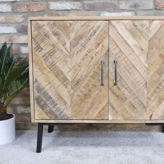 Cheveron Cabinet - Special Order